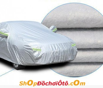 Bạt phủ ô tô xe Hatback 2M