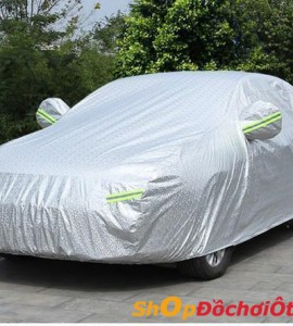 Bạt phủ ô tô xe Sedan
