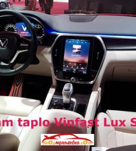 Thảm taplo Vinfast Lux A, SA