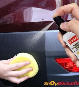 Làm mới nhựa, cao su ô tô