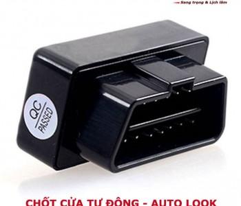 Chốt cửa tự động Auto look