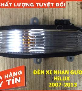 Xi nhan gương chiếu hậu Hilux, Xi nhan kính chiếu hậu Hilux trước 2015