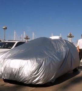Bạt phủ ô tô xe SUV