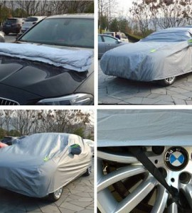 Bạt phủ ô tô xe hatback