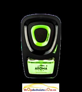 Aroma Car Ventis (5 mùi hương) kẹp cửa gió điều hòa