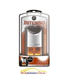 Aroma Car intenso Air Vent nước hoa kẹp cửa gió điều hòa
