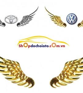 Trang trí logo cánh thiên thần