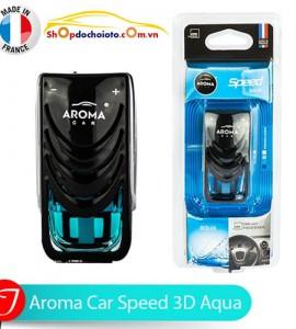 Aroma Car Speed 3D có 5 Mùi hương nước hoa  ô tô
