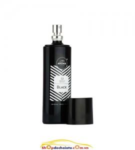 Nước hoa xịt ô tô Black Aroma Prestige