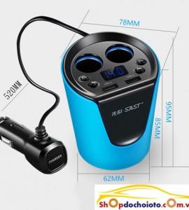Tẩu phát nhạc MP3 trên ô tô