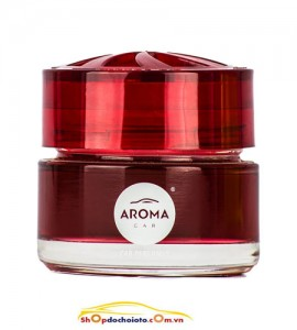 Aroma Car Gel 50ml – Cherry