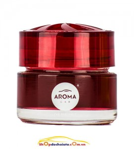 Aroma Car Gel 50ml – Forest Fruits