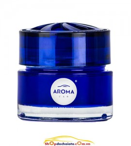 Aroma Car Gel 50ml – New Car