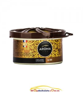 Sáp thơm Al Oud Aroma Car Organic 40g