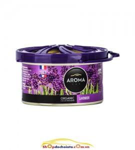 Sáp thơm Lavender Aroma Car Organic 40g
