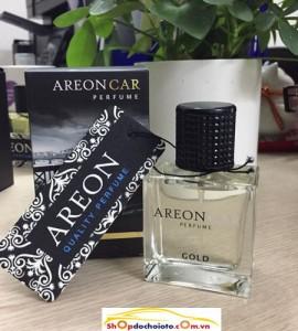 Nước hoa ô tô Areon Car Gold Perfume 50ml