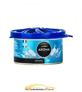 Sáp thơm Aqua Aroma Car Organic 40g
