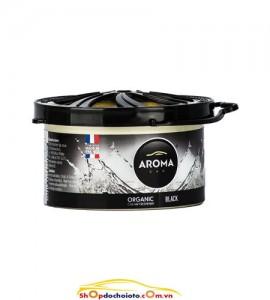 Sáp thơm Black Aroma Car Organic 40g