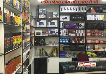 Cửa hàng bán đồ chơi ô tô cao cấp
