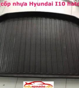 Lót cốp nhựa Hyundai I10 hatchback