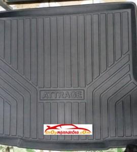 Lót cốp nhựa Mitsubishi Attrage