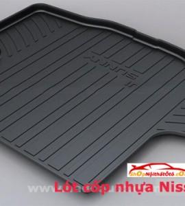 Lót cốp nhựa Nissan Sunny