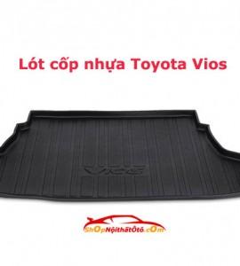 Lót cốp nhựa Toyota Vios