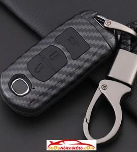 Ốp chìa khóa ô tô mazda Cx5, Mazda 2, Mazda 3, Mazda 6
