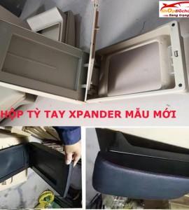 Hộp tỳ tay Xpander mẫu mới