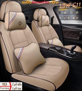 Áo bọc ghế ô tô 9D C11