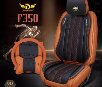 Áo bọc ghế ô tô 9D F350