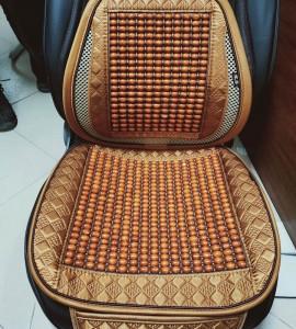 Đệm lót ghế hạt gỗ Massage