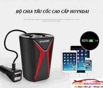 Cốc sạc điện thoại Hyundai HY18