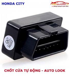 Chốt cửa tự động Honda City