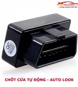 Chốt cửa tự động Auto lock
