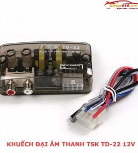 Khuếch đại âm thanh Tsk Td-22 12v