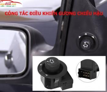 Công tắc điều khiển gương chiếu hậu ô tô