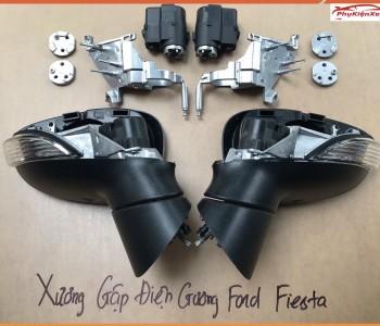 Độ gập gương điện Fiesta, Khung xương Fiesta, mô tơ gương Fiesta