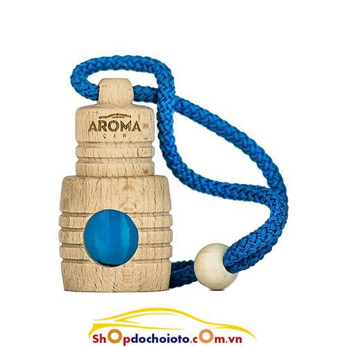 Tinh dầu ô tô Aroma Intenso Eco 4ml