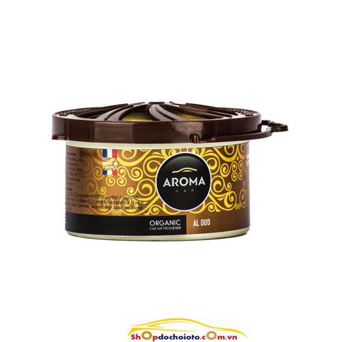 AromaCarOrganic40gAloud