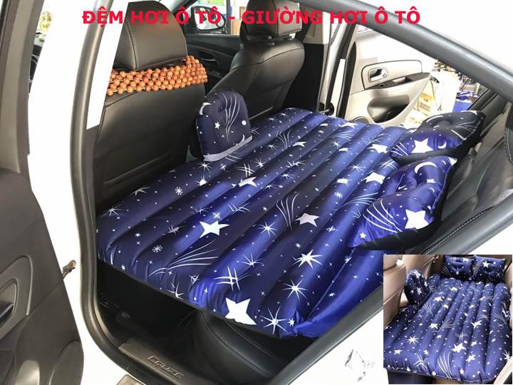 đệm hơi ô tô vải dù, giường hơi ô tô vải dù, nệm hơi ô tô vải dù, đệm hơi ô tô, giường hơi ô tô, nệm hơi ô tô,