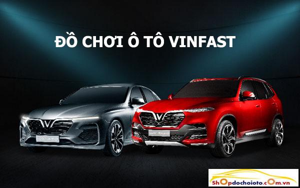 Đồ chơi ô tô Vinfast, Phụ kiện ô tô Vinfast