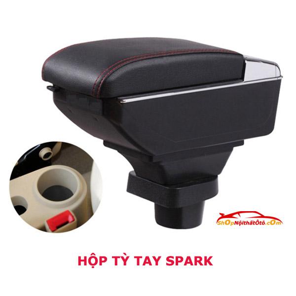 Hộp Tỳ Tay Ô Tô Chevrolet Spark, Hộp tỳ tay SPARK, Hộp Tỳ Tay Ô Tô Spark, Hộp tỳ tay xe spark