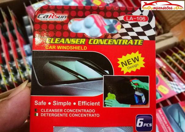 viên nước rửa kính ô tô, viên nén nước rửa kính, viên sủi nước rửa kính, nước rửa kính ô tô, viên nén rửa kính, nước rửa kính lái ô tô