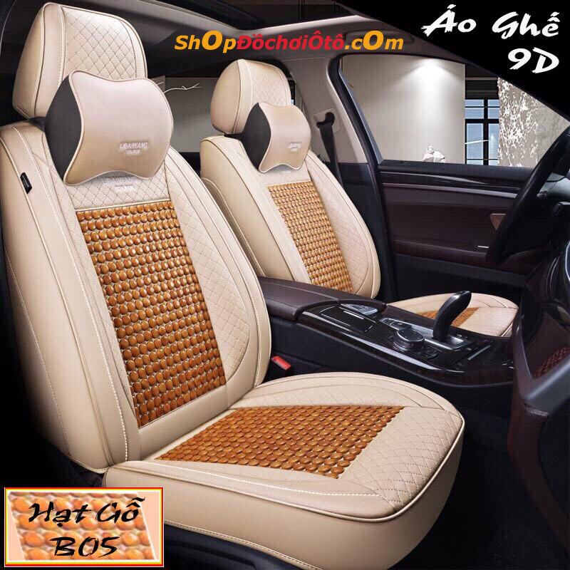 Áo bọc ghế ô tô, áo ghế ô tô, Áo bọc ghế ô tô 9D, áo trùm ghế ô tô, áo bọ ghế ô tô cao cấp, bọc áo ghế ô tô, áo ghế ô tô hạt gỗ, bọc ghế ô tô