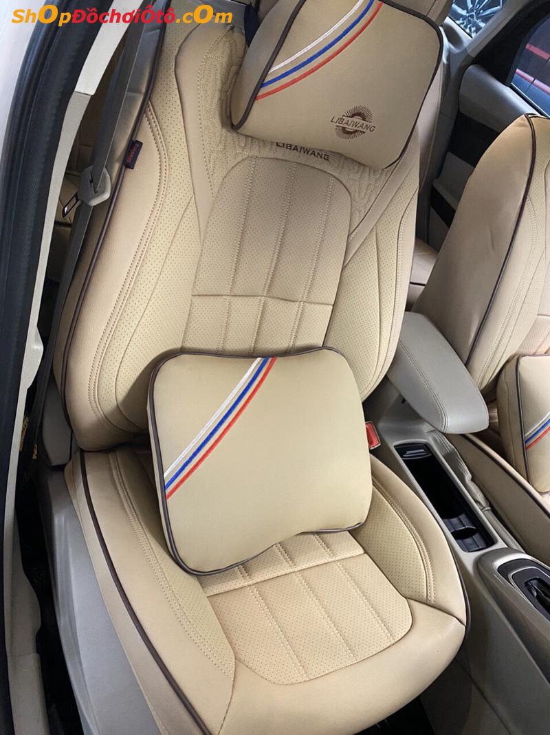 mấu áo ghế ô tô mới nhất, áo ghế ô tô mới, áo ghế ô tô đẹp nhất