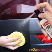 Làm mới nhựa ô tô, làm mới cao su ô tô, bảo dưỡng nhựa ô tô, bảo dưỡng cao su ô tô