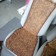 đệm hat gỗ, đệm hat gỗ ô tô, đệm hat gỗ ô tô gỗ hương, lót ghế ô tô hạt gỗ, lót ghế hạt gỗ