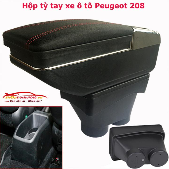 Hộp tỳ tay xe ô tô Peugeot 208, Hộp tỳ tay xe Peugeot 208, Hộp tỳ tay ô tô Peugeot 208, Hộp tỳ tay Peugeot 208, Hộp tỳ tay Peugeot 208