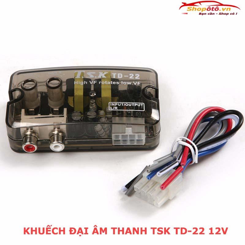 Tsk-Td-22-12v